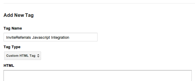 Google Tag Manager Notification tool - Integration Guide